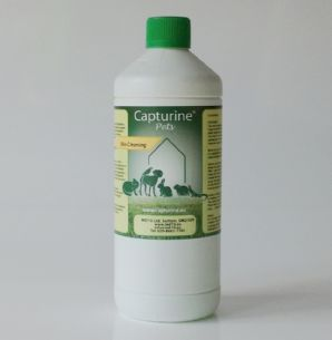 Capturine ® Pets-Bio-Cleaning 1,000ml (10 Litre Diluted)